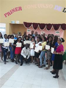 Entregan Certificados De Informática A 250 Jóvenes En Consuelo