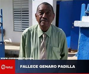 Fallece Genaro Padilla