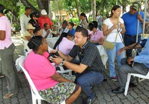 Diputado Franklin Peña Realiza Jornada Medica