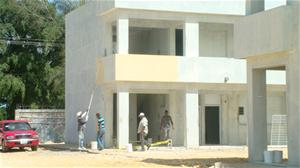 Avanza Construcción De Nuevo Liceo En El Barrio Santa Ana