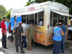 Unidad Movil Direccion General Transito Terrestre Hara Operativo En Consuelo
