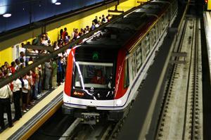 Incendio En Unos De Los Vagones Del Metro; Varios Heridos