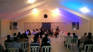 Orquesta De Cámara De La Casa De La Cultura Realiza Concierto