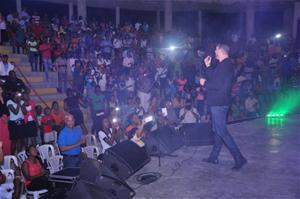 Marcos Yaroide Presenta Exitoso Concierto En Consuelo