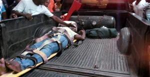 Cinco Personas Heridas De Gravedad En Accidente En Consuelo