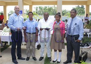 Liceo Juan Pablo Duarte Reconoce Estudiantes Meritorios De Noviembre