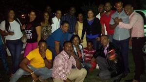 Promoción Excel 97 Del Liceo Sor Ana Nolan Realiza Reencuentro
