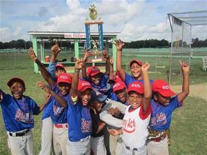 Liga Manny Acta Gana Torneo En La Categoría De 9-10