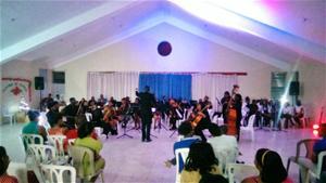 """Sinfónica Consuelo Celebra Concierto """"Navidad Es Música"""""""