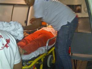 Mujer Resulta Herida Tras Ser Atropellada Por Una Motocicleta