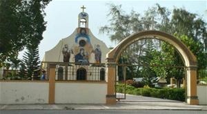Iglesia Católica De Consuelo Realiza Jornada De Oración
