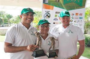Uce Celebra 2Da Copa De Golf José Hazim Azar