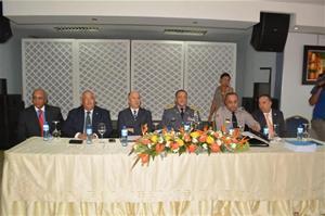 Autoridades Coordinan Planes Especiales Contra Crimen Y Delincuencia