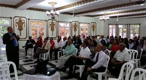 Realizan Encuentro Con Directores De Hospitales