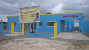 Alcaldia Municipal Inaugurara Centro De Salud