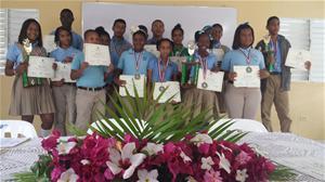 Distrito Educativo 05-06 Reconoce Ganadores De Olimpiadas De Matemática
