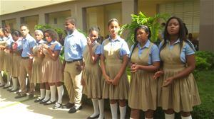 Liceo Juan Pablo Duarte Reconoce Meritorios Del Año