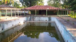 Denuncian Acumulacion De Aguas Y Basura En Piscina Club Campestre