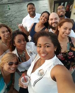 Consuelenses Celebran En Grande Fiesta En El Barco