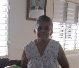 Fallece La Señora Nidia Camilo (Nini)