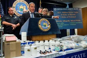 Detienen A Varios Dominicanos En New York Por Narcotráfico