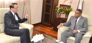 Embajador Taiwan Y Ministro Danilo Díaz Promueven Deportes