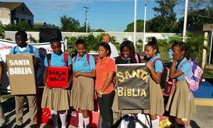 Liceo Astin Jacobo Celebra Dia De La Biblia