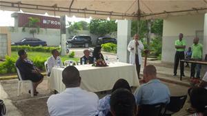 Hospital Ángel Ponce Recibirá 24 Horas De Energía Eléctrica
