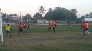 Consuelo Futbol Club Realiza Partido Amistoso