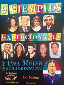 Nuevo Libro De J.C. Malone Busca Inspirar Estudiantes Dominicanos