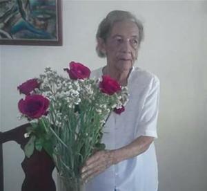 Falleció En Consuelo La Señora Mercedes De La Cruz (Doña Chea)