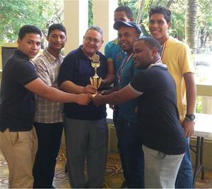 Club Consuelo Campeón De La Liga Por Equipo 2017