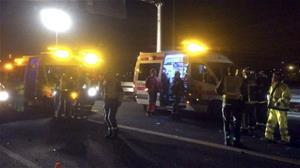 Un Muerto Y Dos Heridos En Accidente Carretera San Pedro-Consuelo