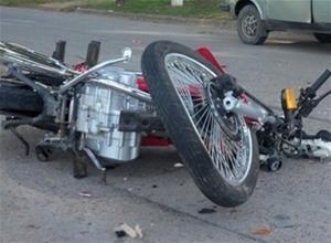 Dos Menores Heridos En Aparatoso Accidente De Motores