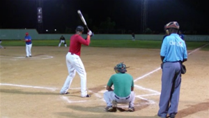 Inauguran Torneo De Softball En Consuelo