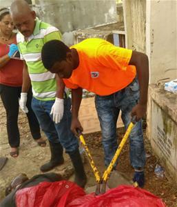 Encuentran Cadáver En Rio Higuamo Presenta Impactos De Bala Y Amarrado A Cuatro Blocks