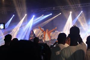 """Félix Miguel Presenta """"Naciones Live"""""""