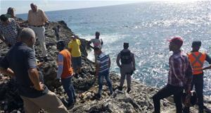 Paralizan Búsqueda Mujer Que Supuestamente Se Lanzó Al Mar Caribe