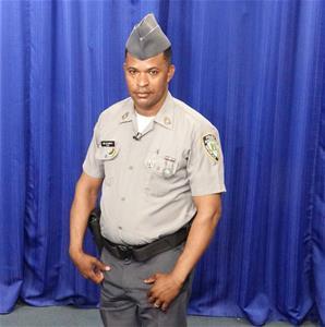 """Sargento Micky De La Cruz, """"Policía Del Año"""""""