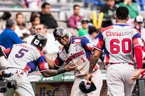 Aguilas Obtienen Primer Triunfo En Serie Del Caribe 2018