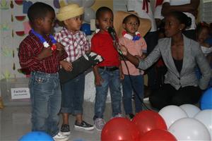 Estancia Infantil Consuelo Celebra Festival Patriótico
