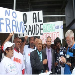 DENUNCIAN FRAUDE CONTRA DOMINICANO