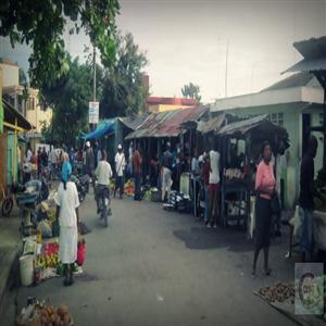 Desconocidos Penetran Al Mercado Y Roban Varios Articulos Y Dinero