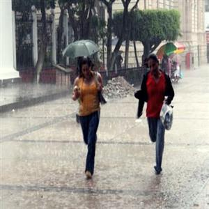 Vaguada Provocará Chubascos Y Tronadas